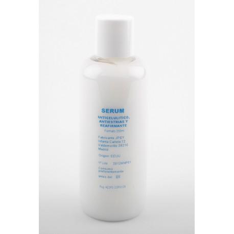 Serum Reparador Corporal. Anticelulitico, Antiestrias, Reafirmante y Tonificante 200ml