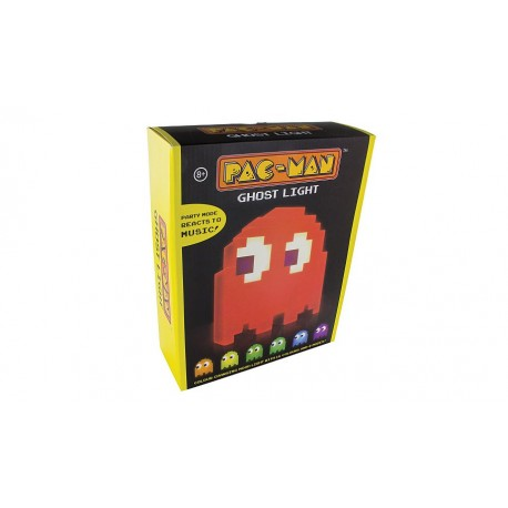 Lámpara Pac-Man Ghost Light